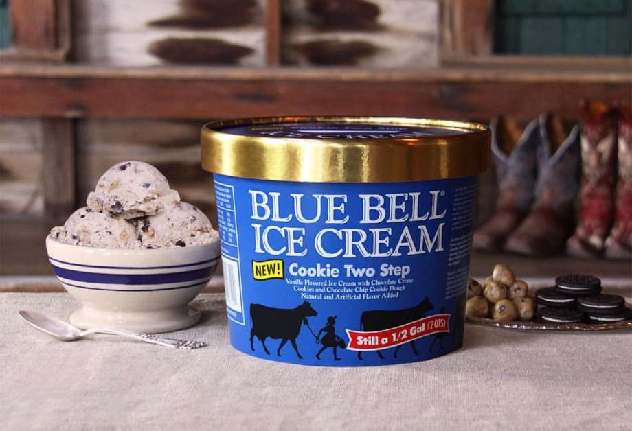 Blue Bell Ice Cream Announces New Cookie Two Step Flavor