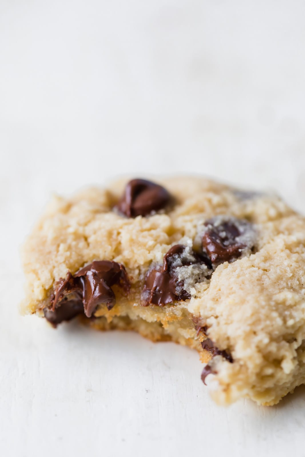 Almond Flour Chocolate Chip Cookies + Why You Need Collagen In