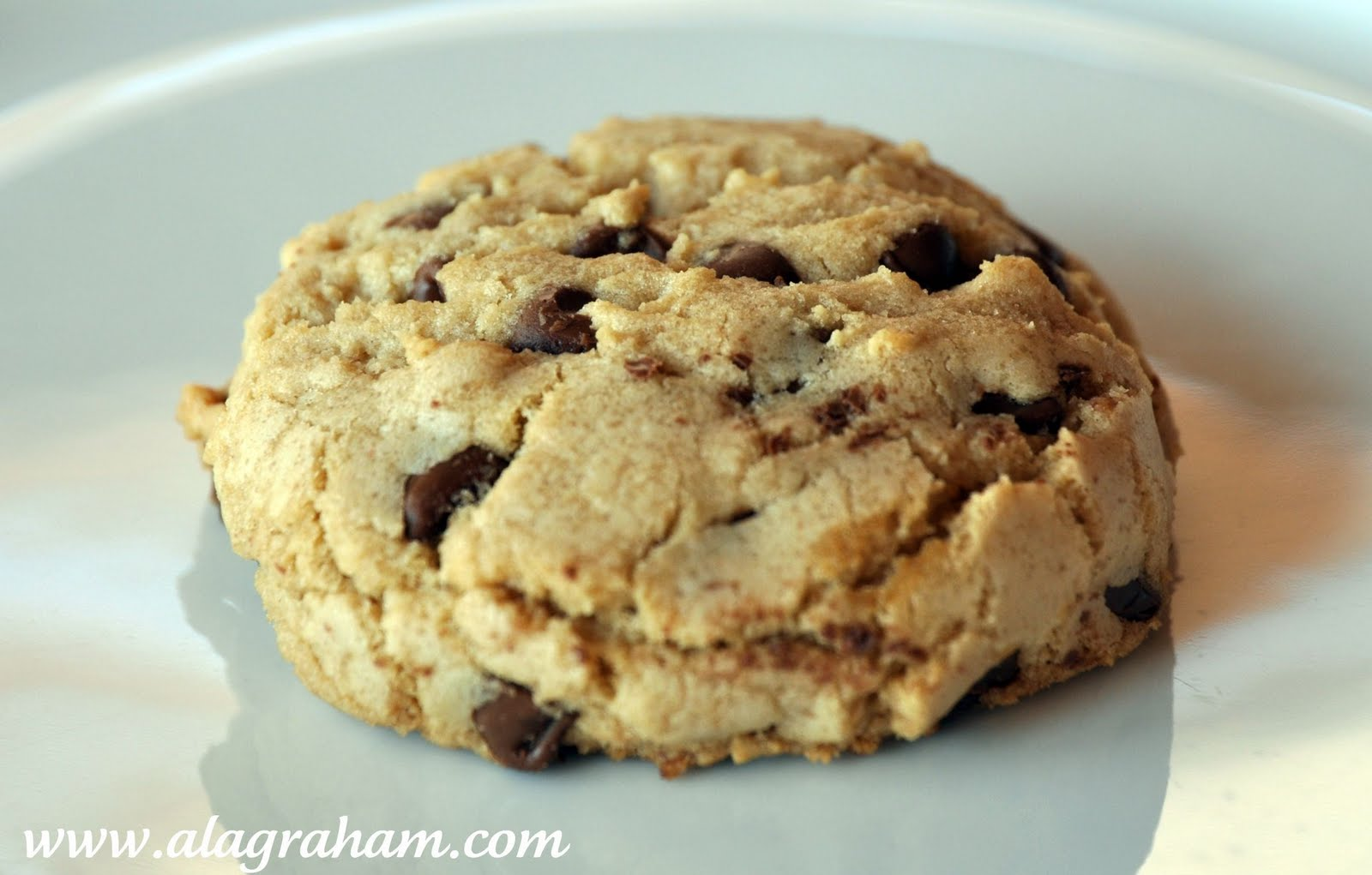 A La Graham  The Best Thick And Chewy Chocolate Chip Cookies