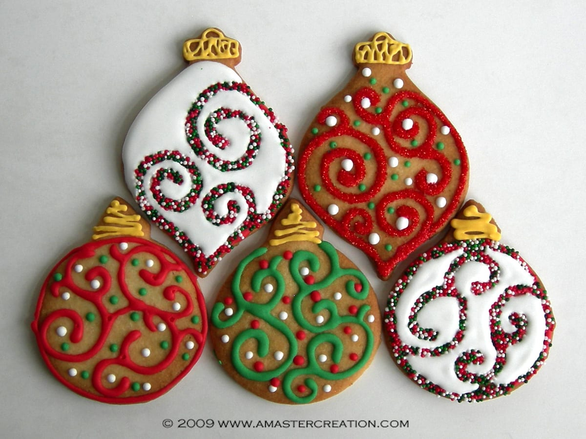 Christmas Cookie Collection 2009