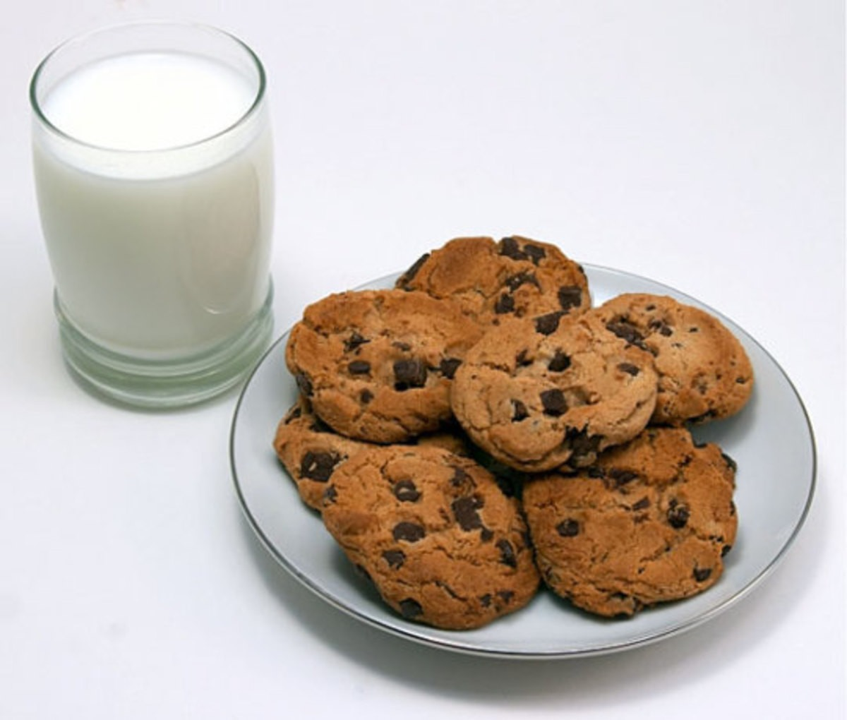 Comrades Keep An Eye On My Milk And Cookies I Will Be Back Later