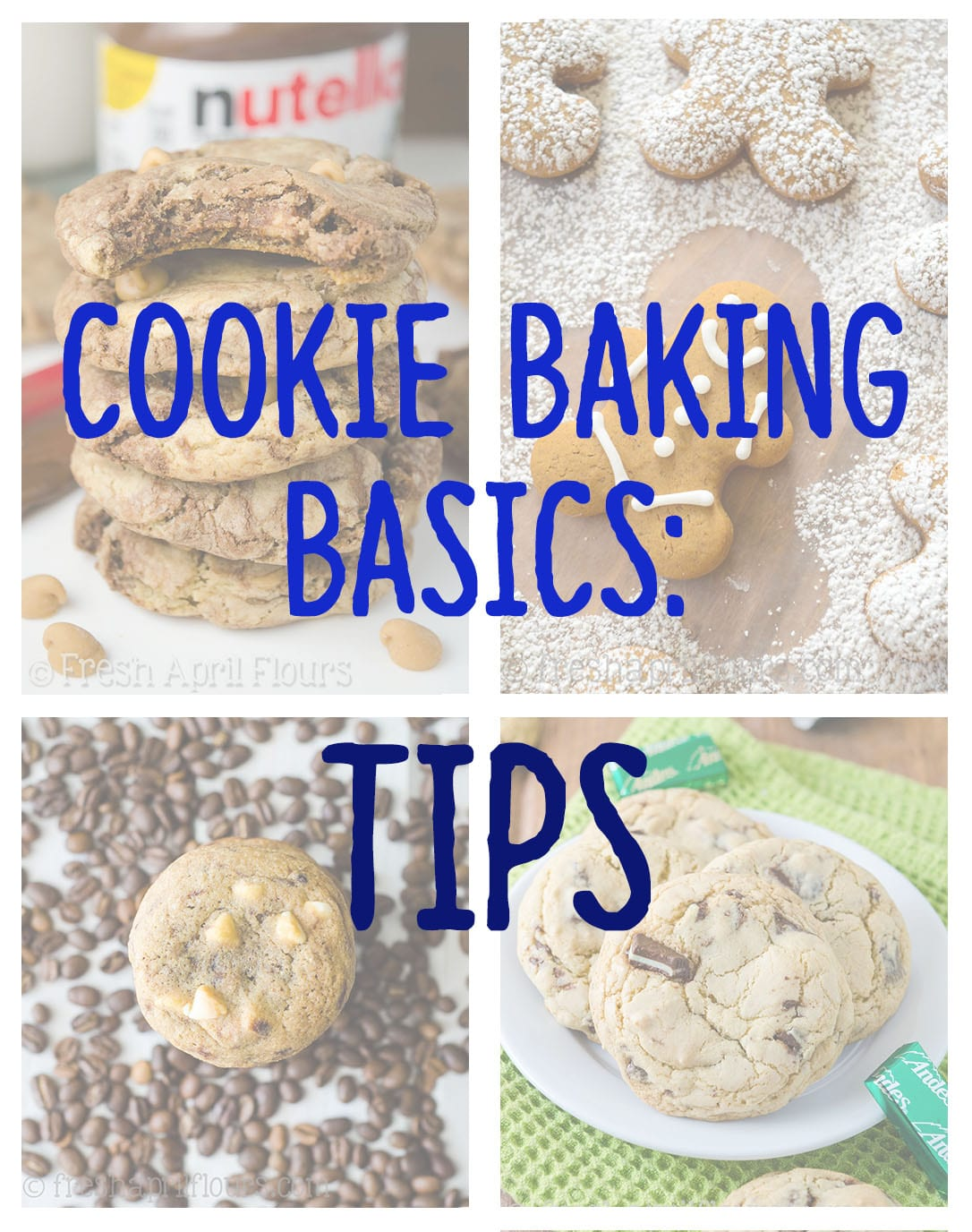 Cookie Baking Basics  Tips