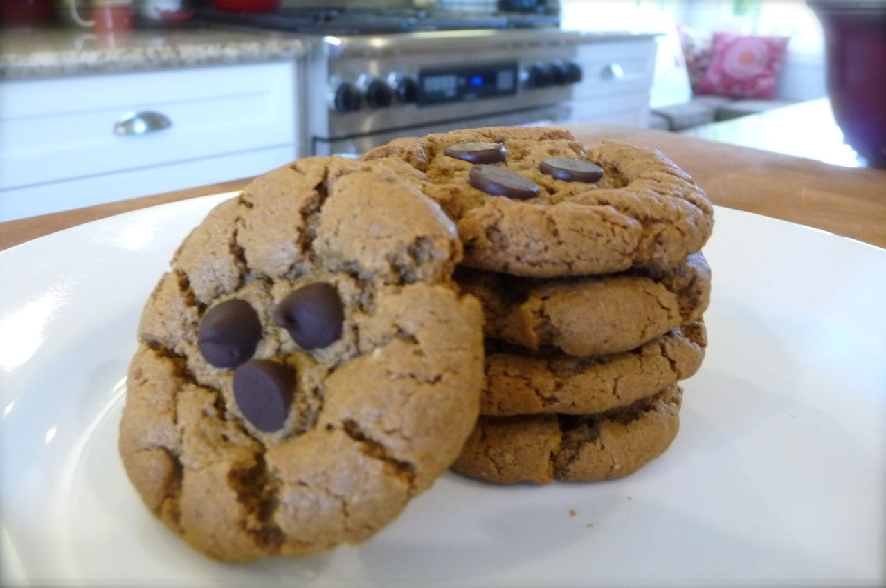 Featured Recipe  Easy Nut Butter Cookies {gf, Df}