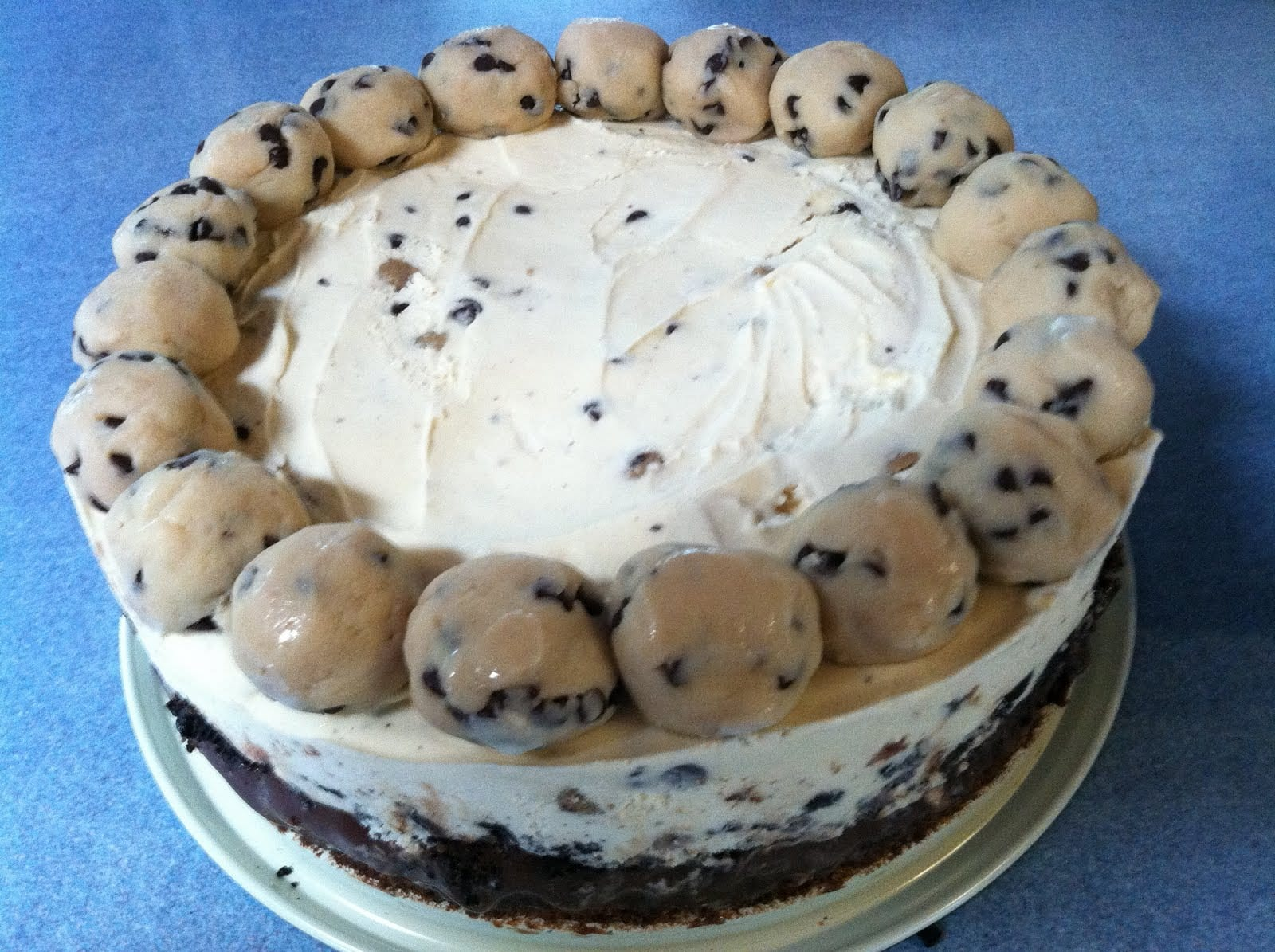 Cookie Dough Ice Cream Dessert Recipe — Dishmaps