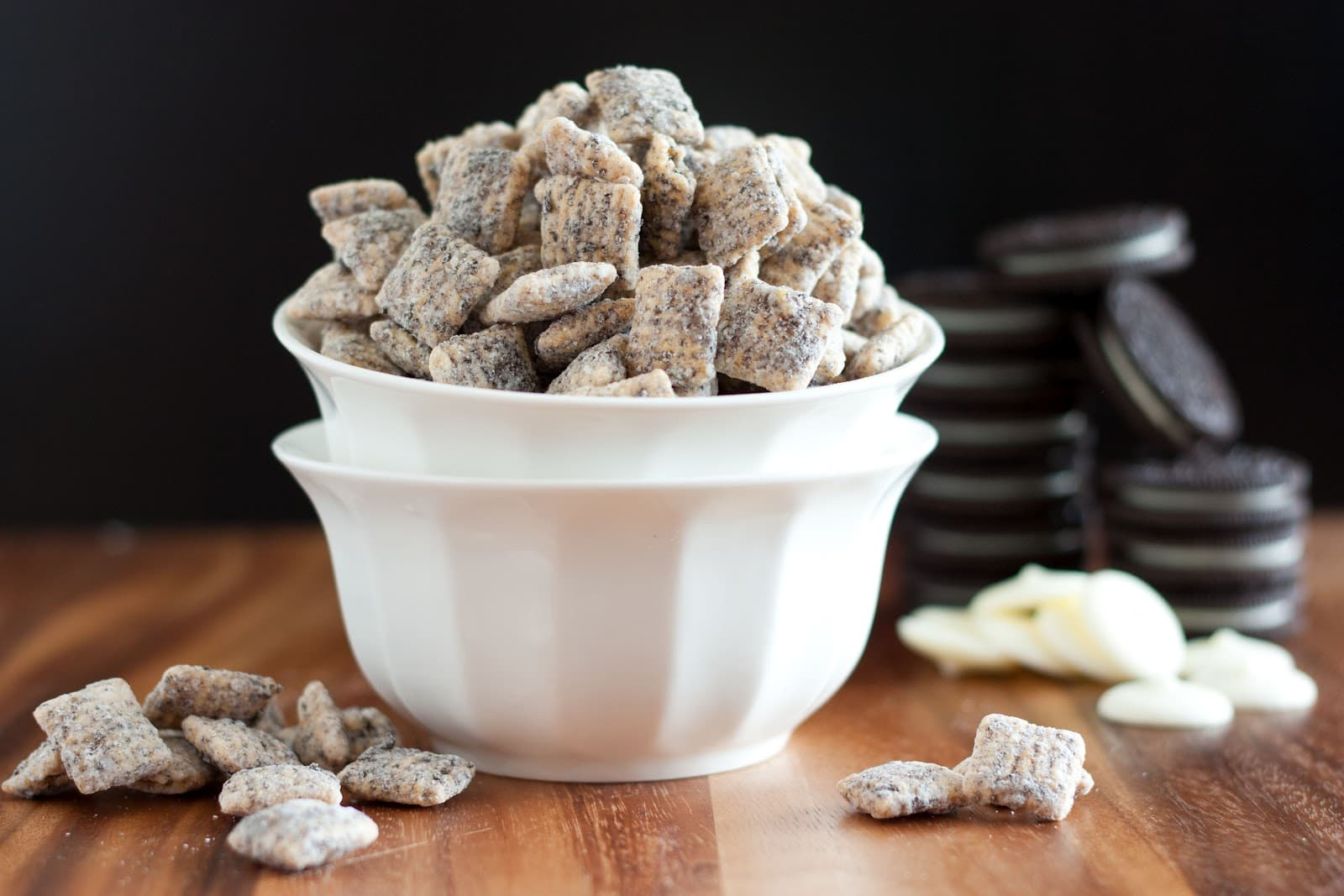 Cookies And Cream Chex Mix