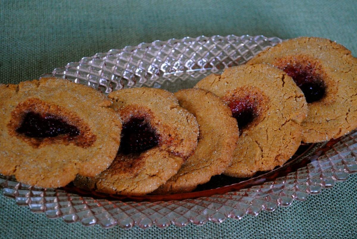 Our Mush Push  Grandma's Molasses Cookies