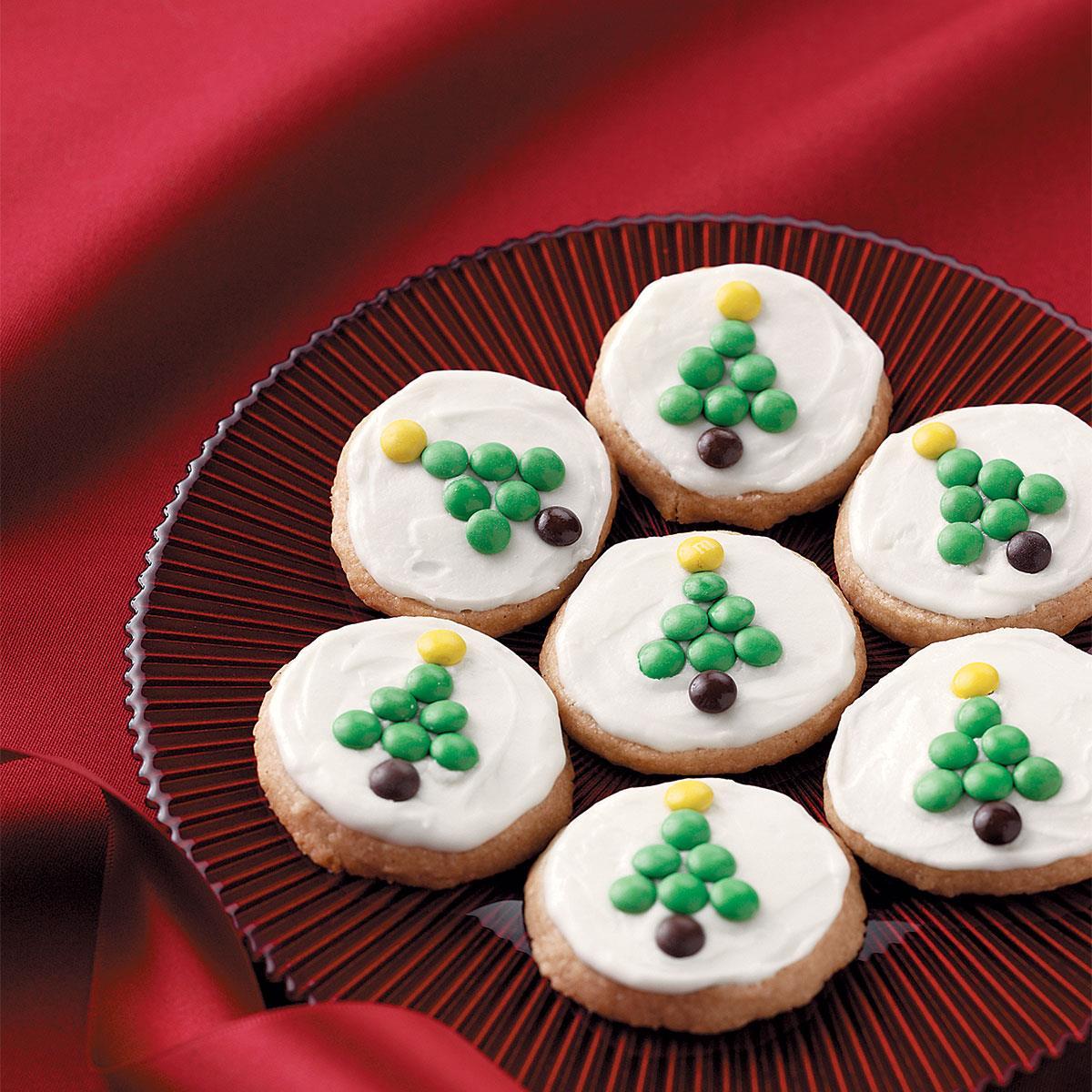 Crisp Lemon Tea Cookies Recipe
