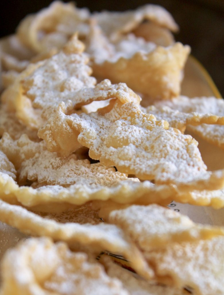 Frappe Or Cioffe  Italian Bow Tie Cookies