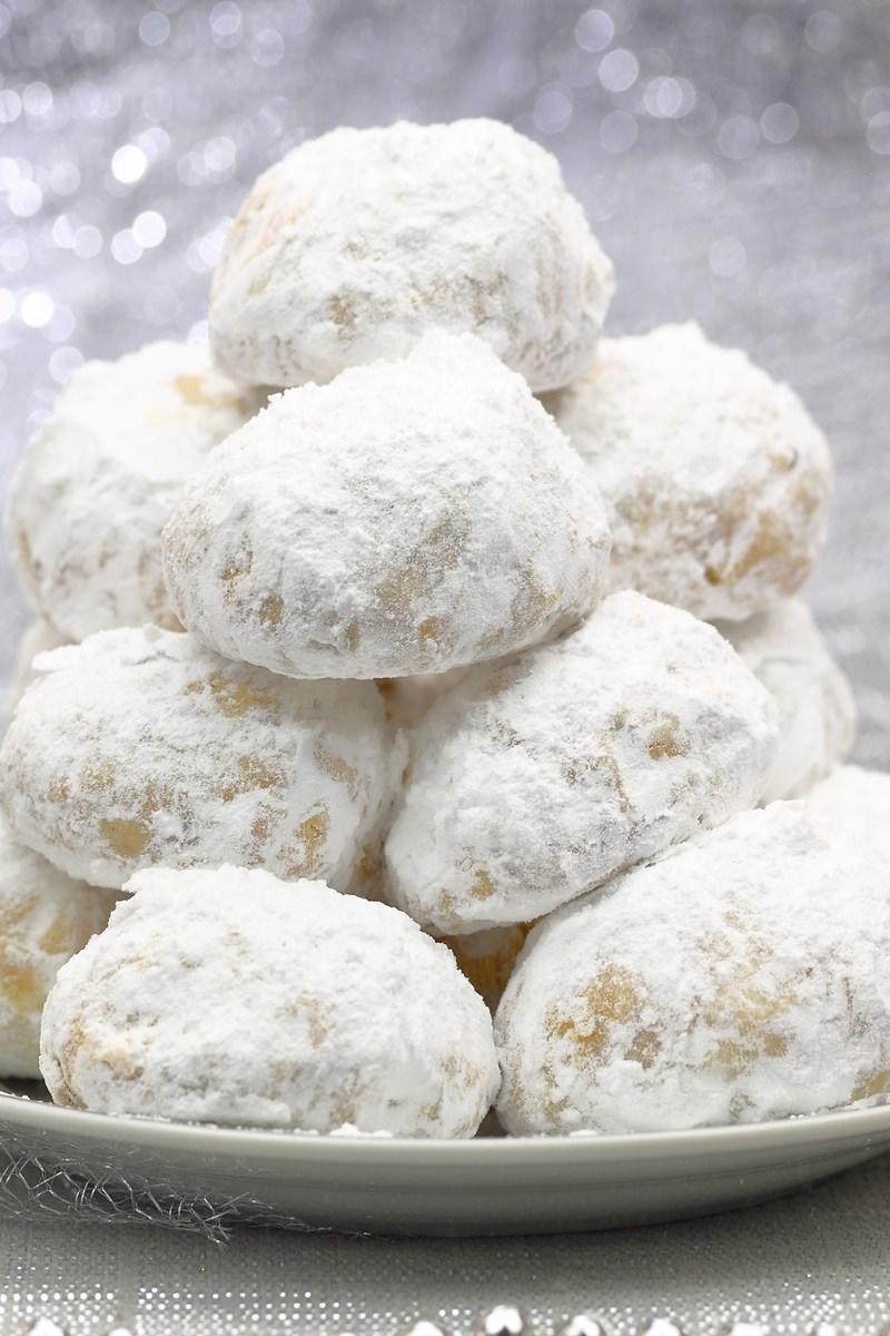 German Pfeffernusse Spice Cookies