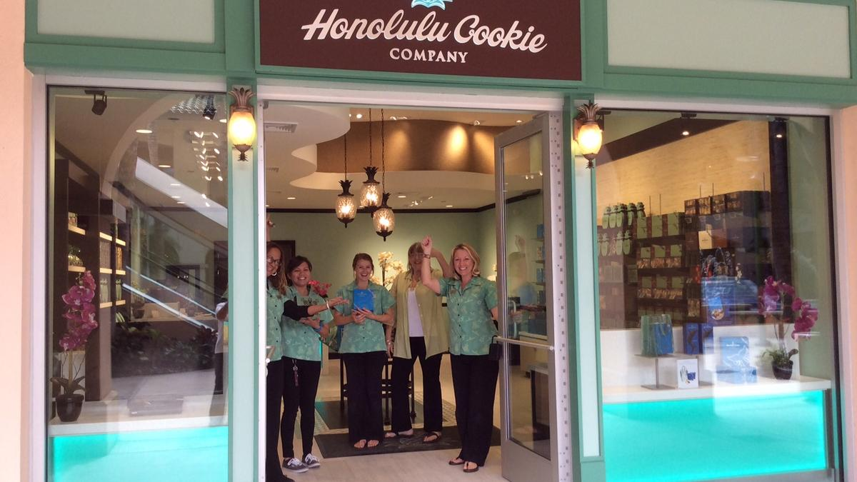 Honolulu Cookie Co  Opening Shop In Maui's Wailea Resort
