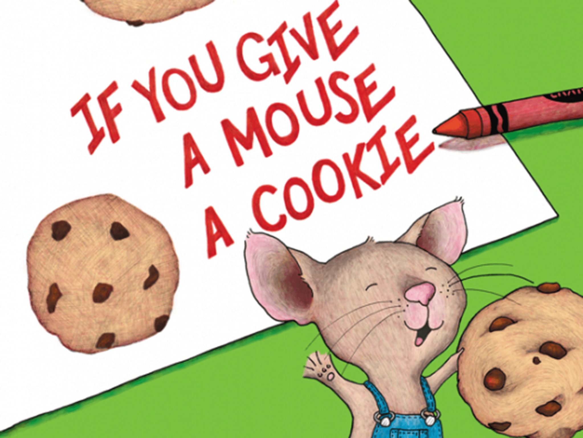 If You Give A Mouse A Cookie Pictures