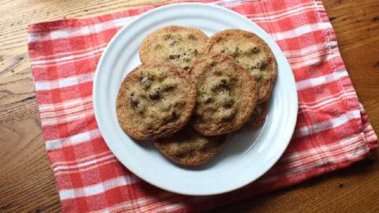 Chef John's Chocolate Chip Cookies Recipe