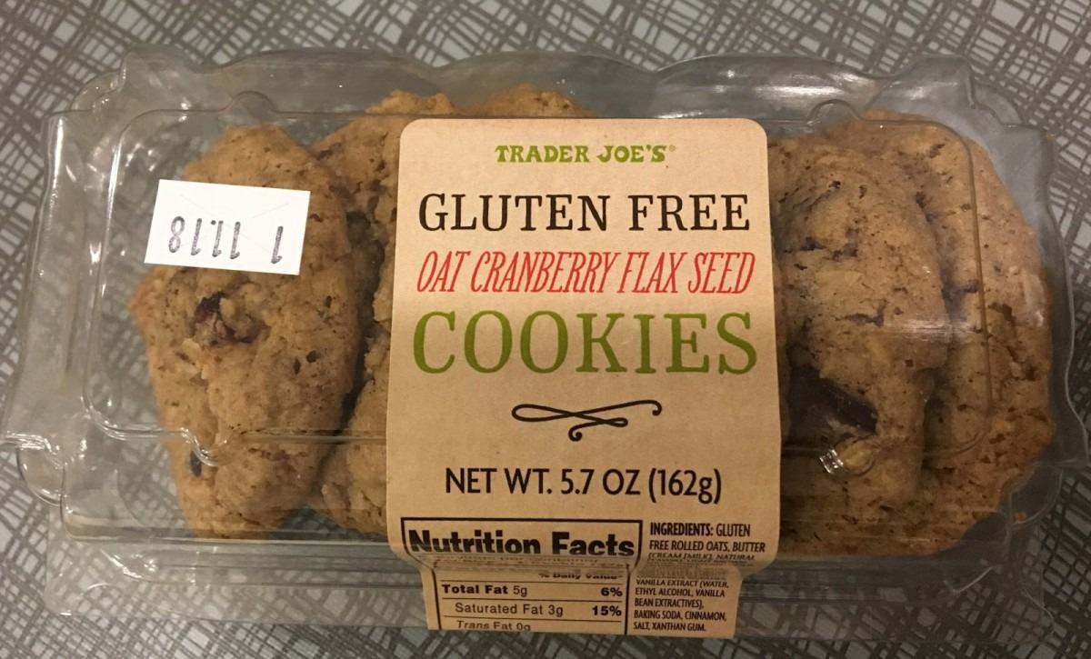 What's Good At Trader Joe's   Trader Joe's Gluten Free Oat