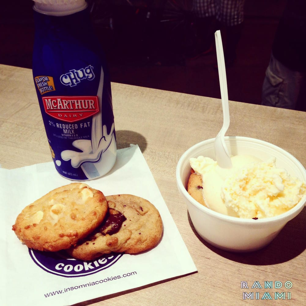 Insomnia Cookies In Miami