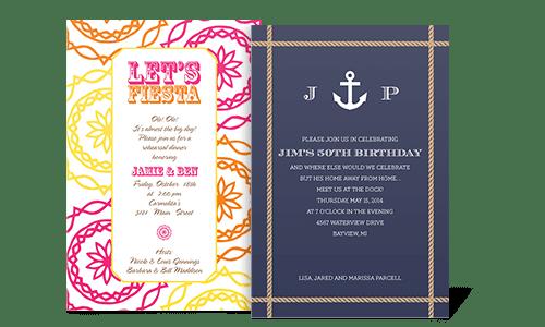 Invitation Ideas  Party Invitation Sample Wording