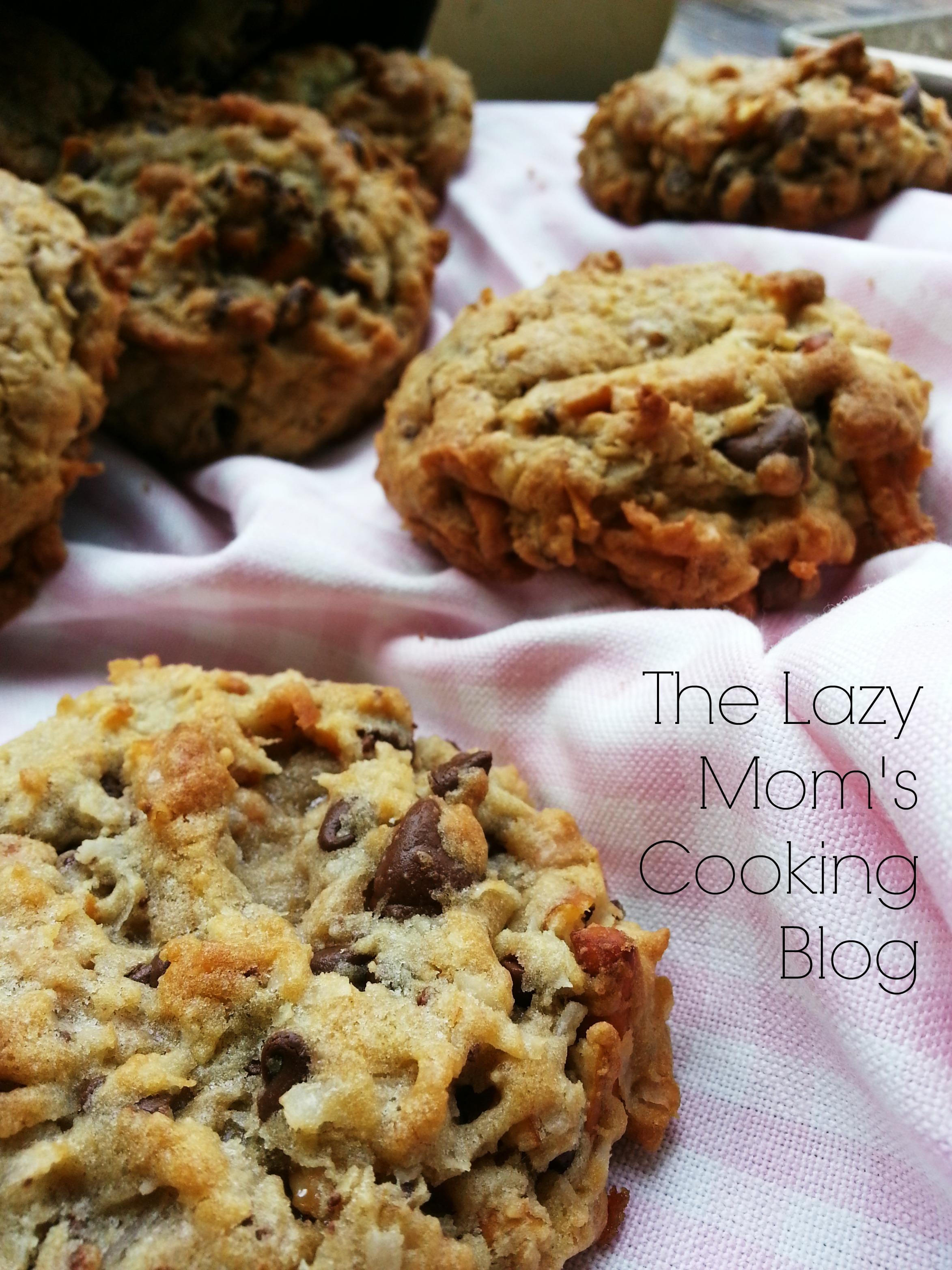 Kitchen  Excellent Kitchen Sink Cookies Recipe  Kitchen
