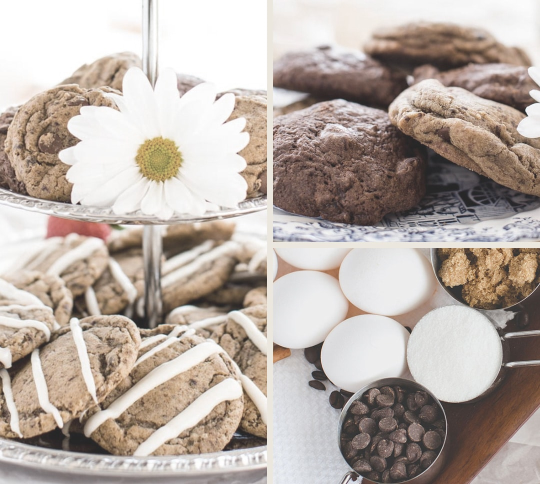 The Best Mail Order Gourmet, Homemade Coffeeflavored Cookies
