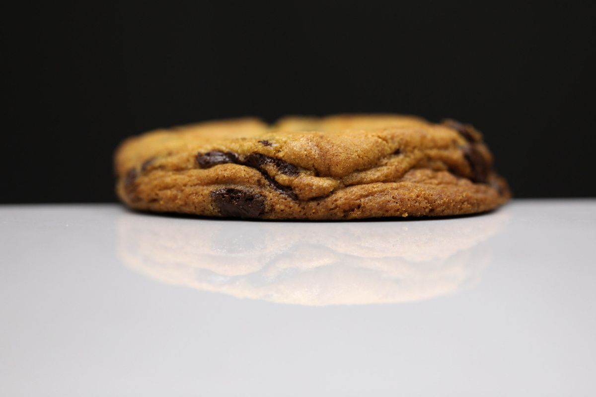 The Dish  How Many Calories Are In This Giant Chocolate Chip