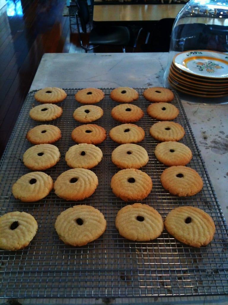 Mama's Cookies Using Camera+