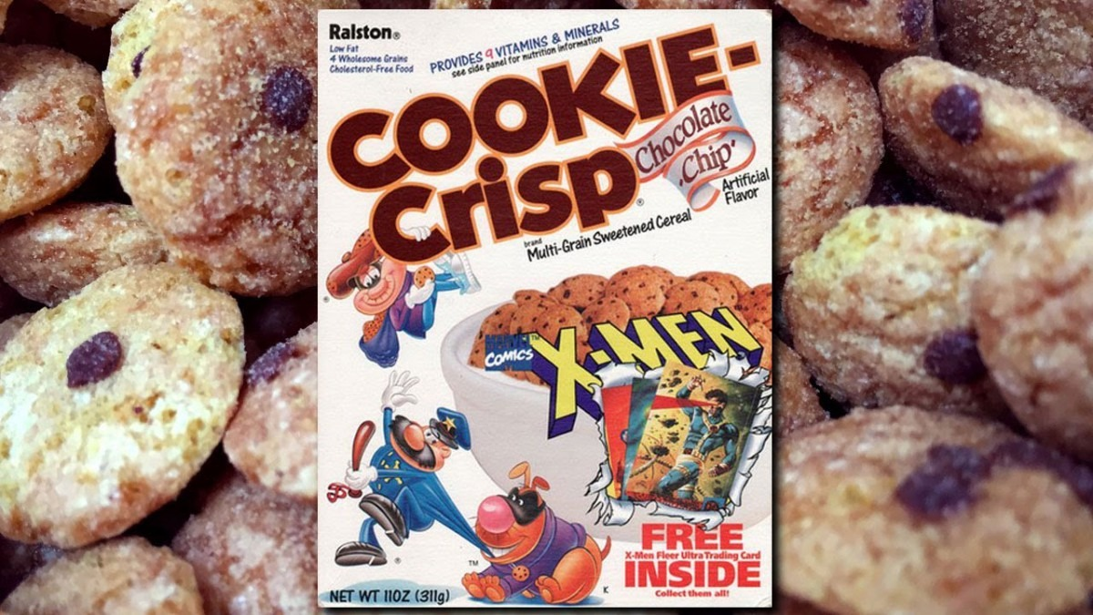 Cookie Crisp (1977)