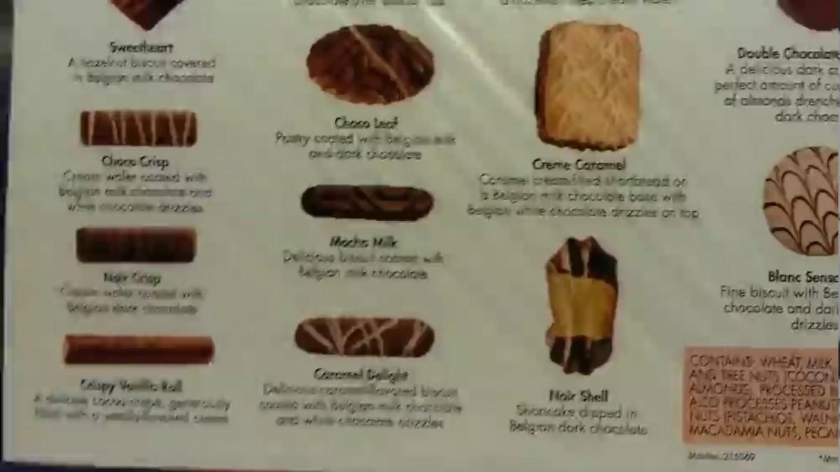 Kirkland Signature European Cookies With Belgian Chocolate Review