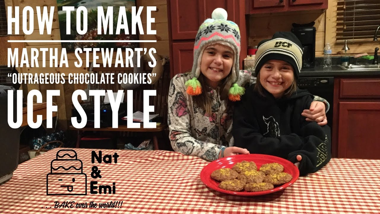 How To Make Martha Stewart's Outrageous Chocolate Chip Cookies
