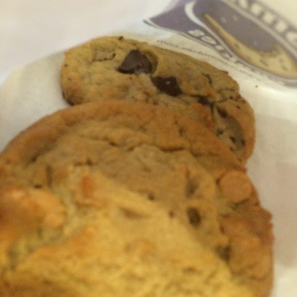 Moist Cookies