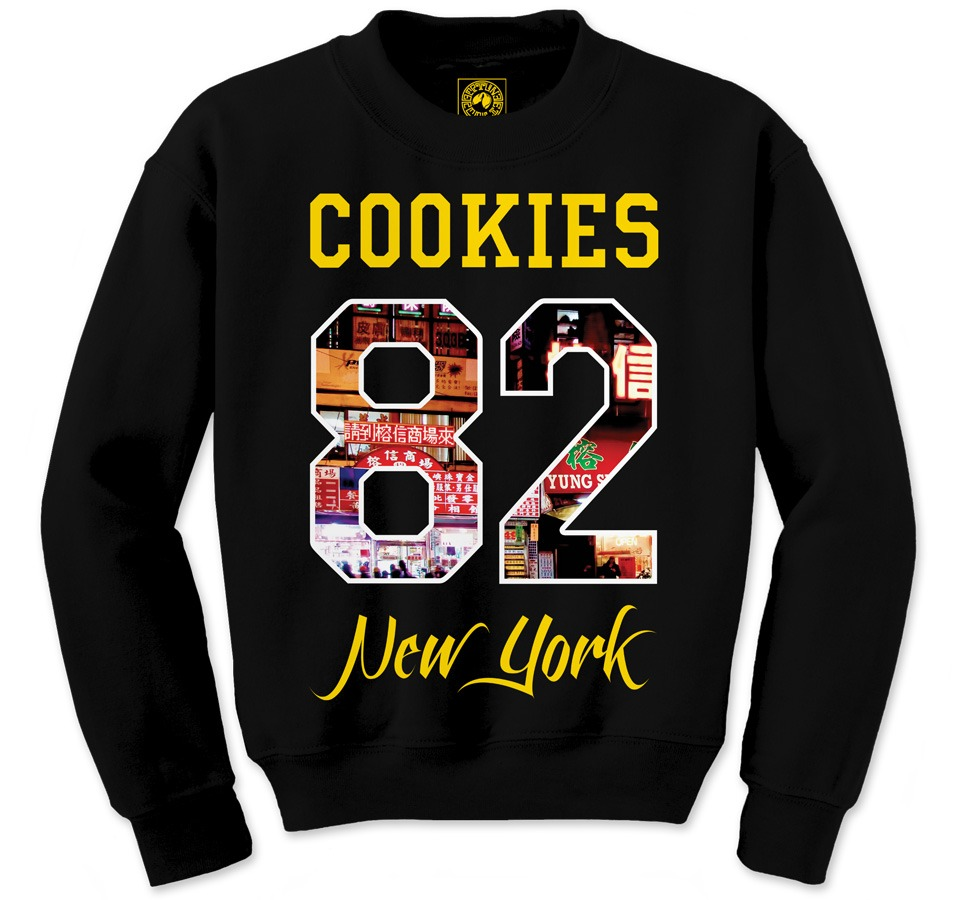 Fortune Cookie Clothing New York Cookies Collection