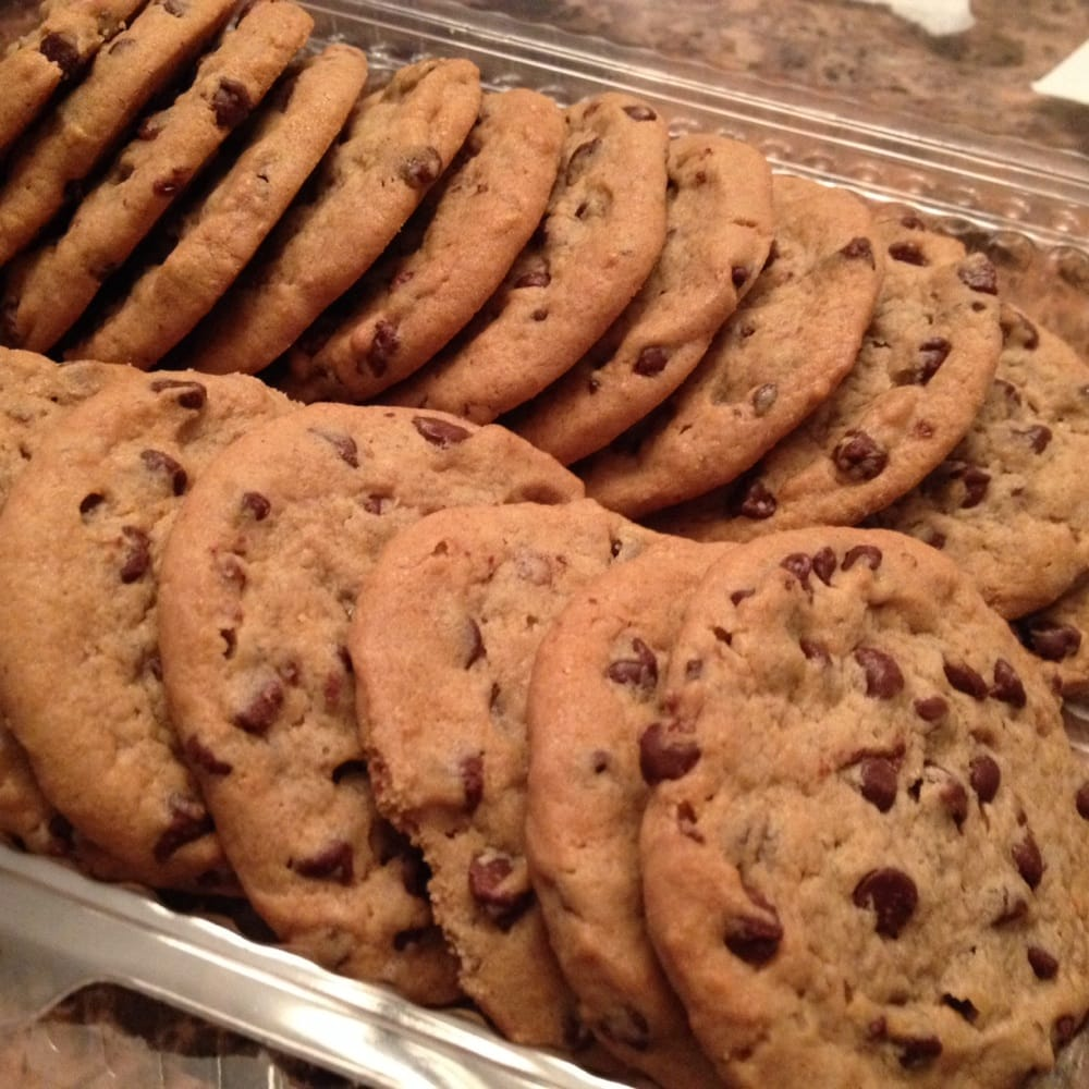 Bakery  Delicious Chocolate Chip Cookies (24ct For $3 00)