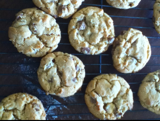 Outrageous Chocolate Cookies Recipe — Dishmaps