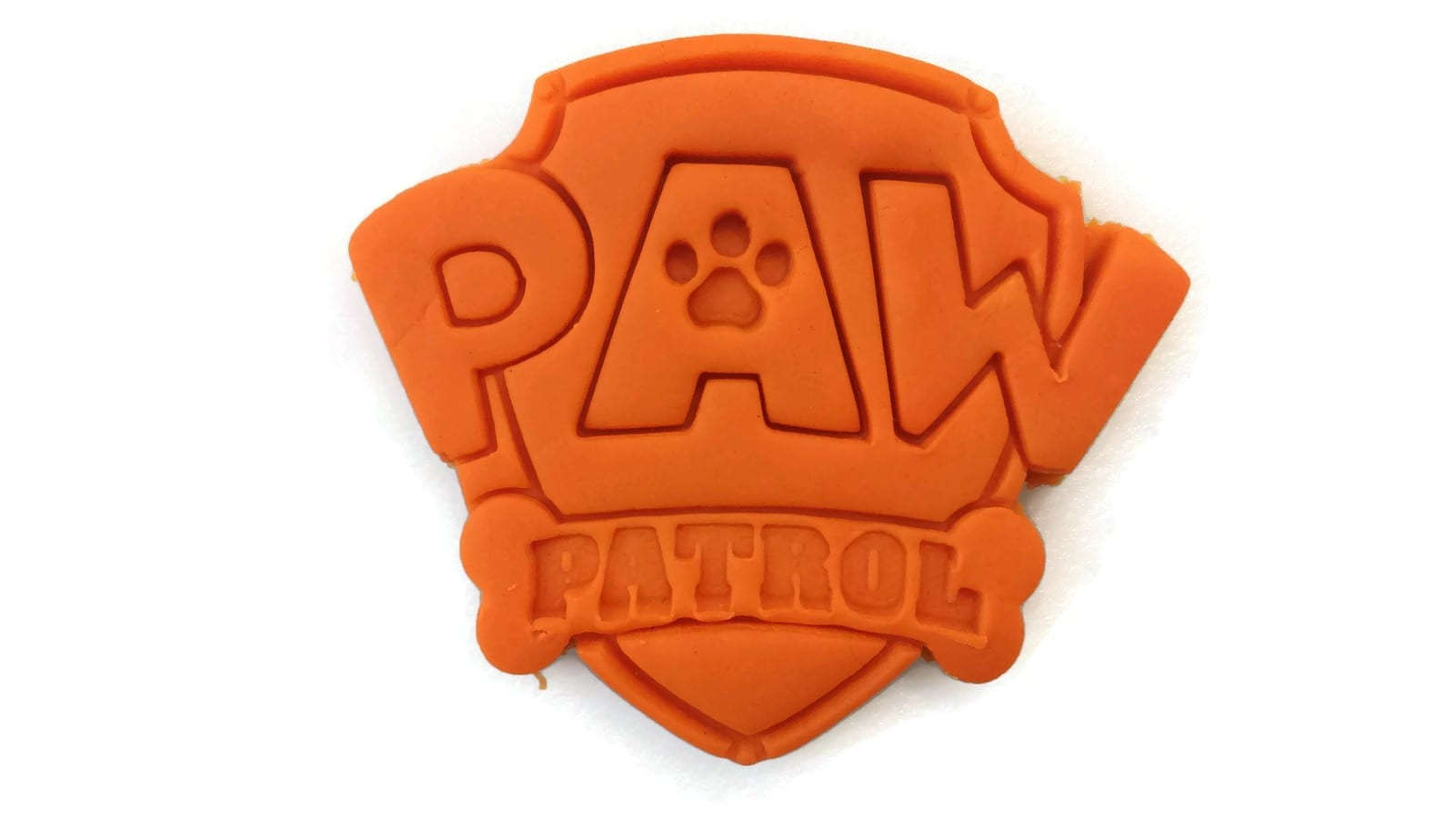 Paw Patrol Logo Cookie Cutter