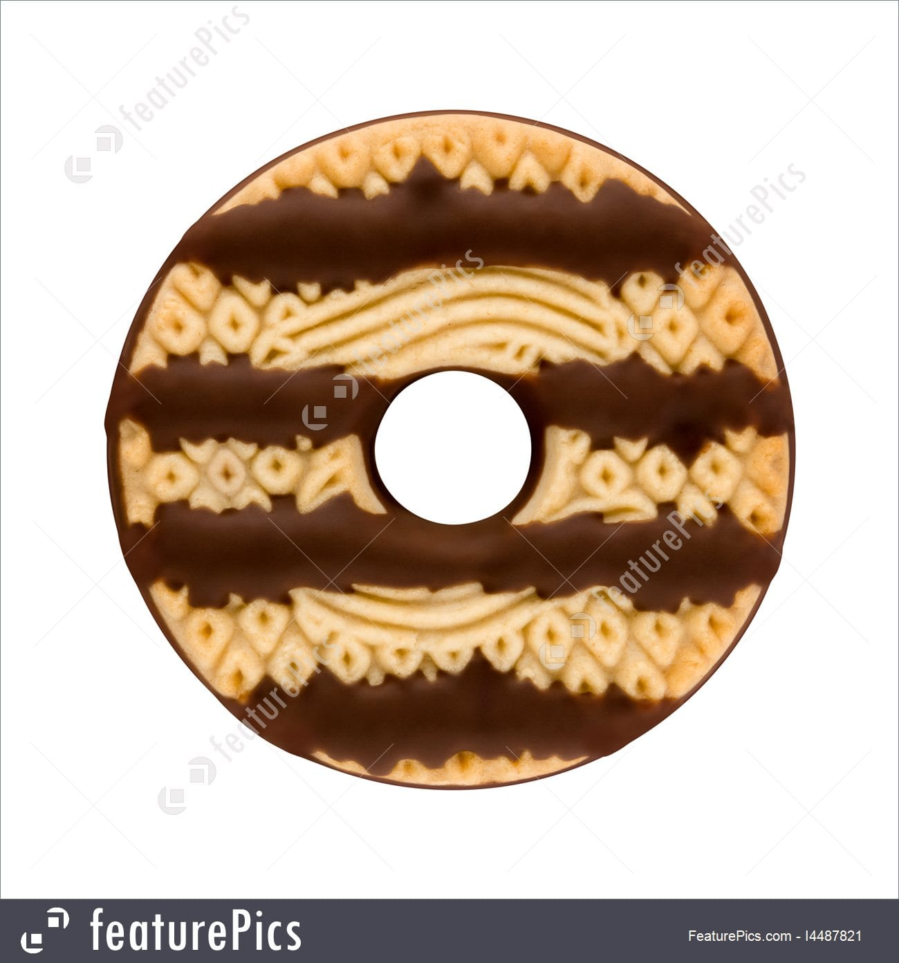 Photo Of Fudge Striped Cookie