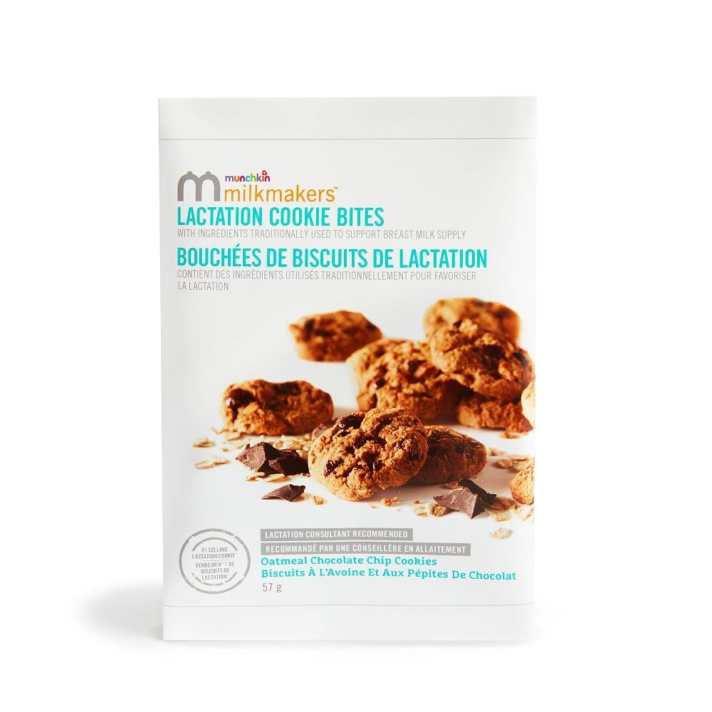 Milkmakers Lactation Cookie Bites 1