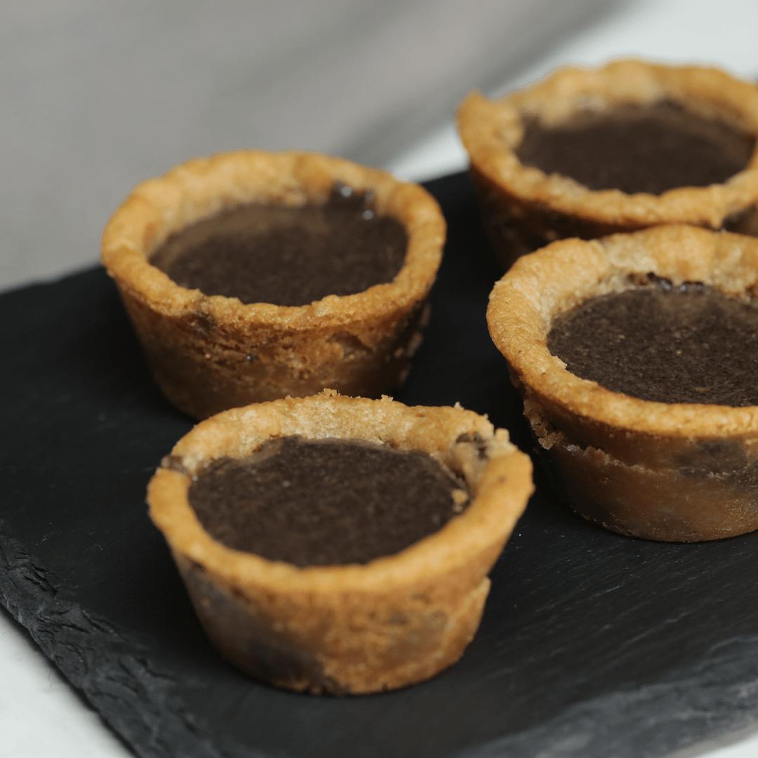 Oreo Peanut Butter Chocolate Chip Cookie Cups ~ Recipe