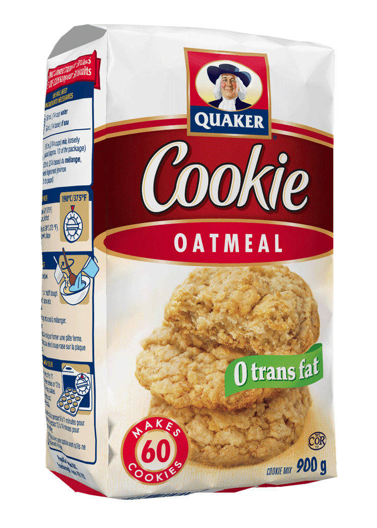 Quaker® Oatmeal Cookie Mix