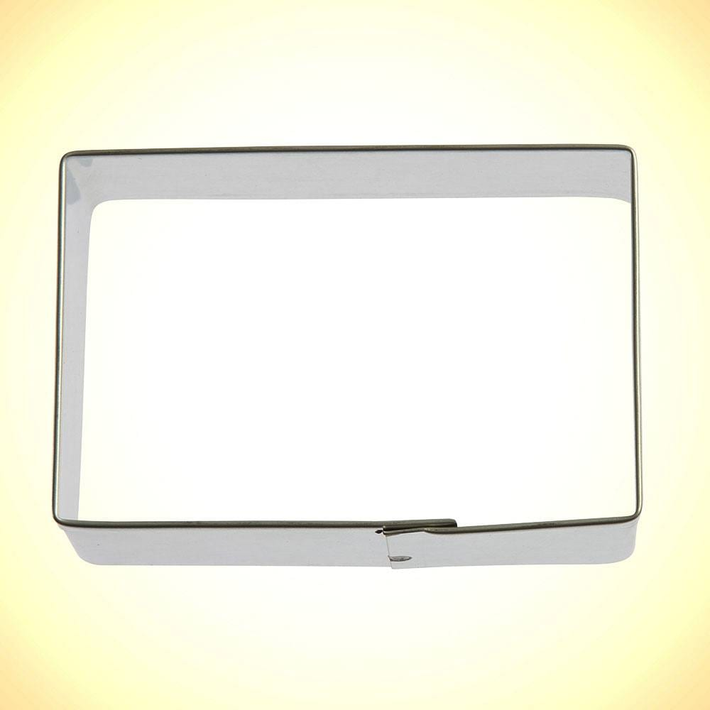 Rectangle Cookie Cutter B704