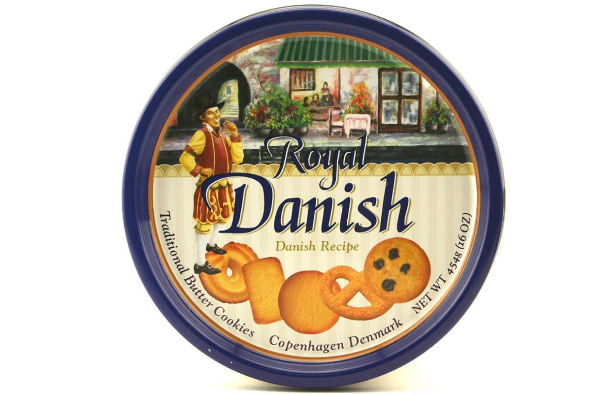 Royal Danish (butter Cookies)