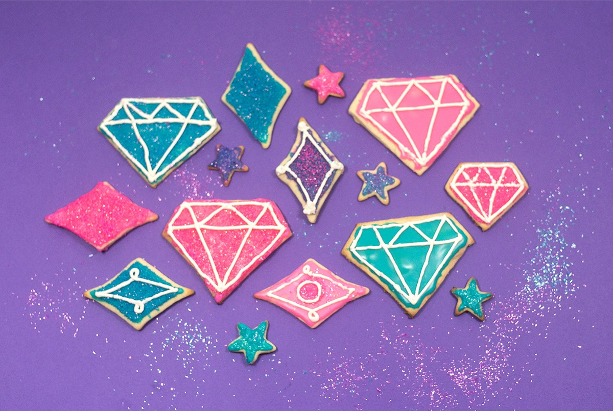 Shimmer And Shine Gem Cookie Recipe