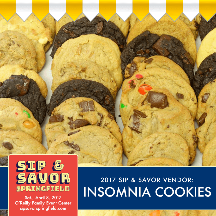 Vendor Spotlight  Insomnia Cookies