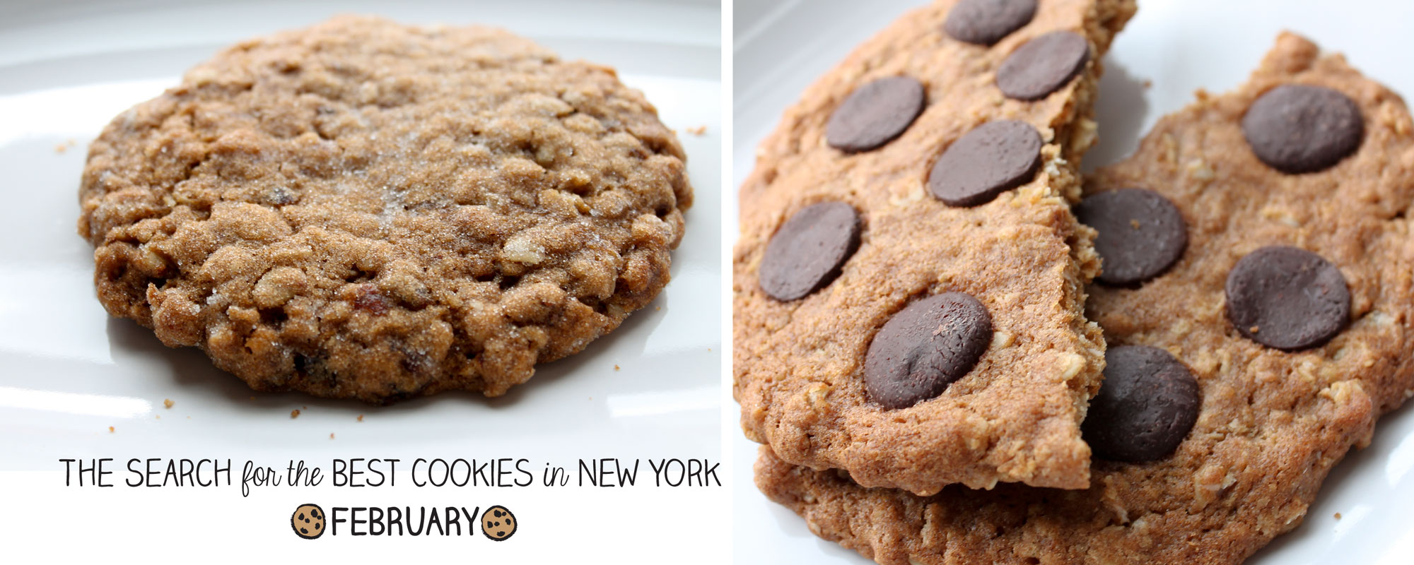 The Search For The Best Cookies In New York, February  Blue Sky