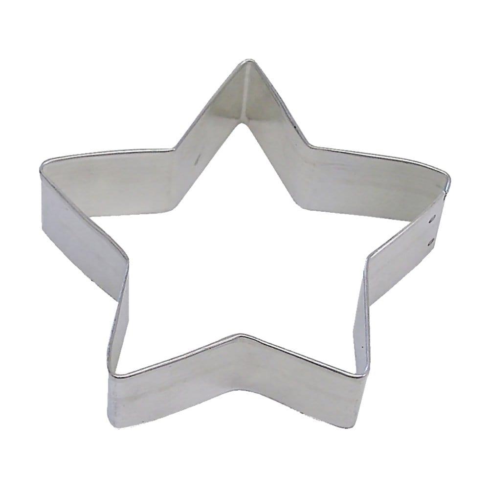 Star Cookie Cutter Medium