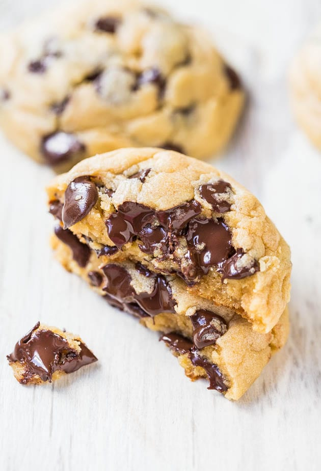 The Best Soft And Chewy Chocolate Chip Cookies   Surfingbird знает