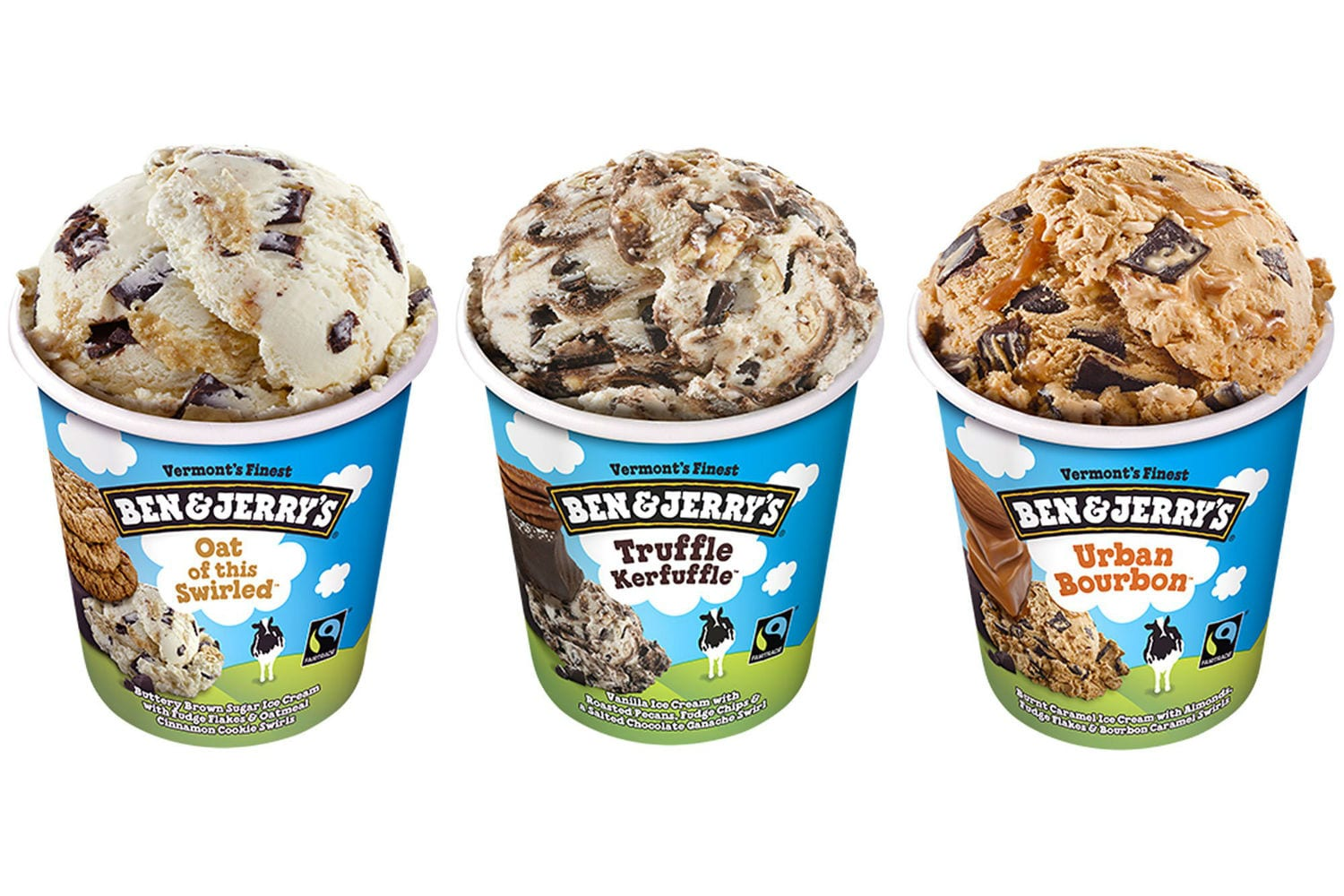 The Complete List Of Ben & Jerry's Flavors