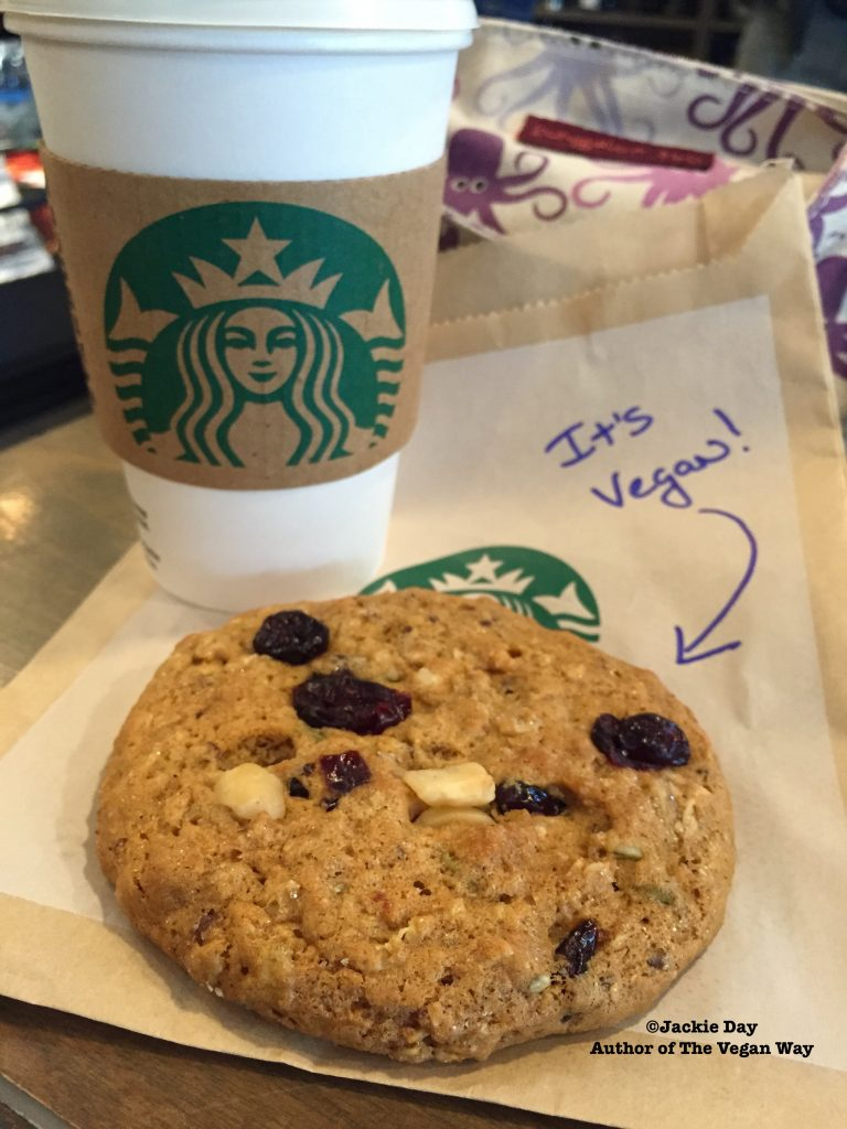 Breaking  Vegan Cookies At Starbucks Nationwide Thanks To Popular