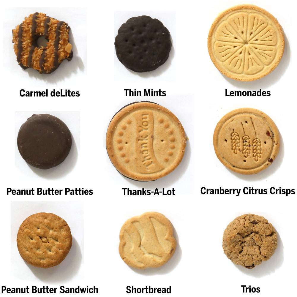 What Your Favorite Girl Scout Cookie Says About You – The Leopard