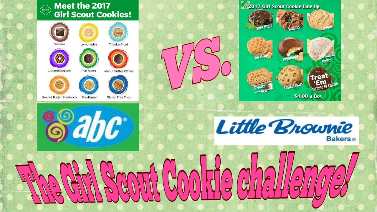 Why Are Girl Scout Cookies Different Abc Bakers Vs Little Brownie