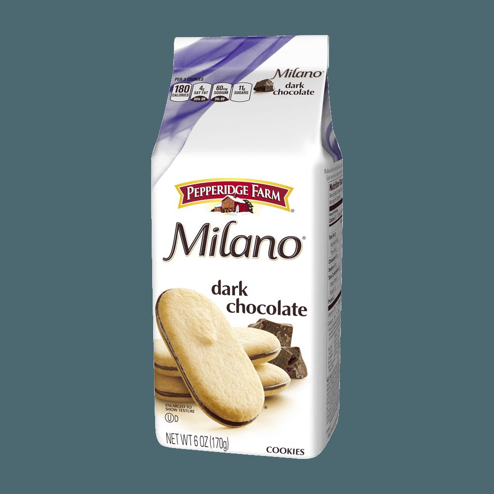 Milano® Dark Chocolate Cookies