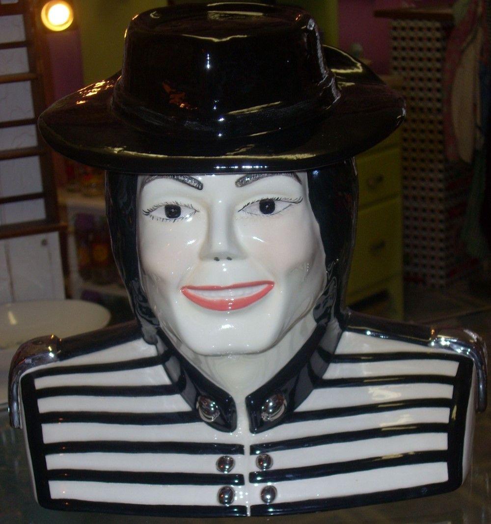 Michael Jackson Cookie Jar