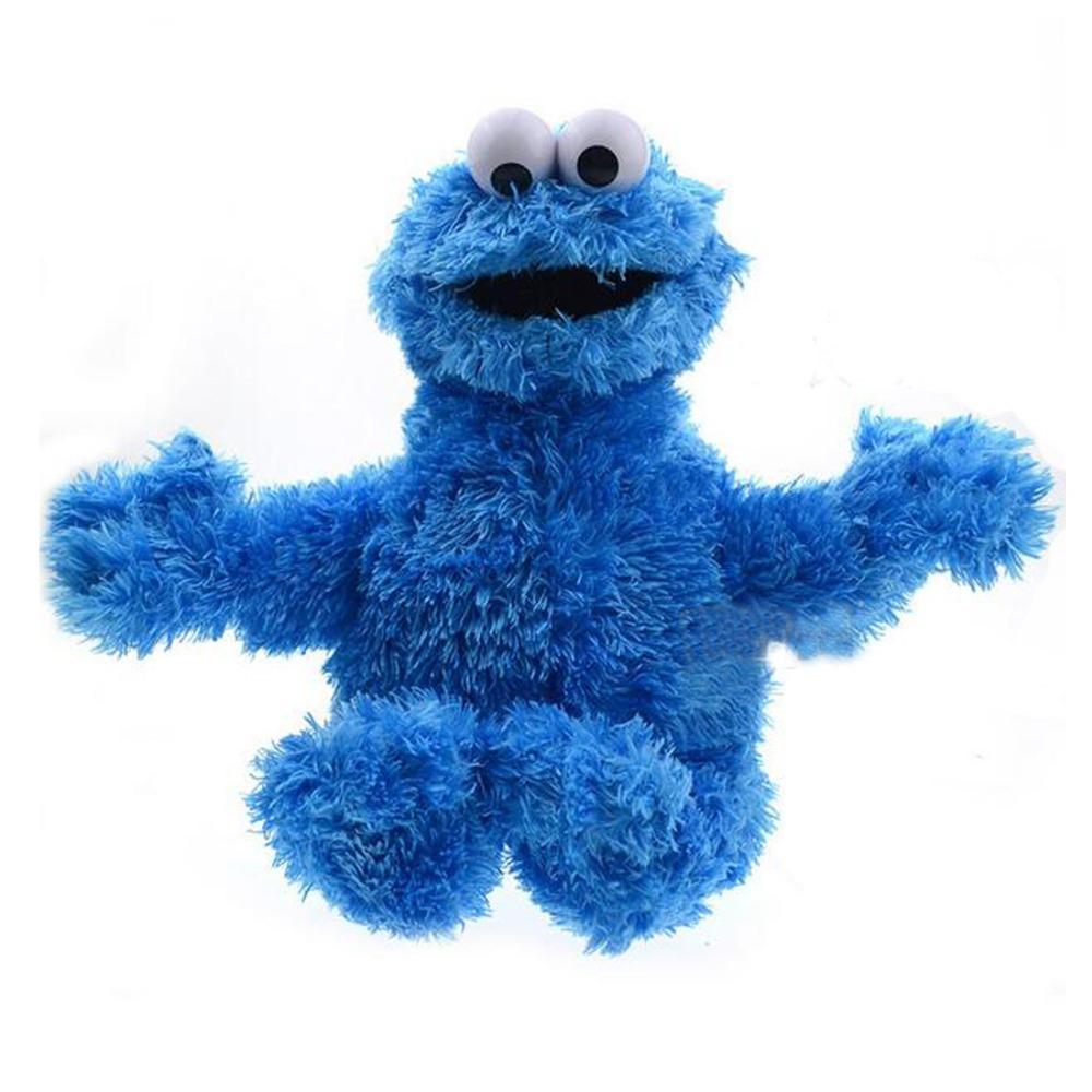 Cookie Monster Sesame Street 13  Plush