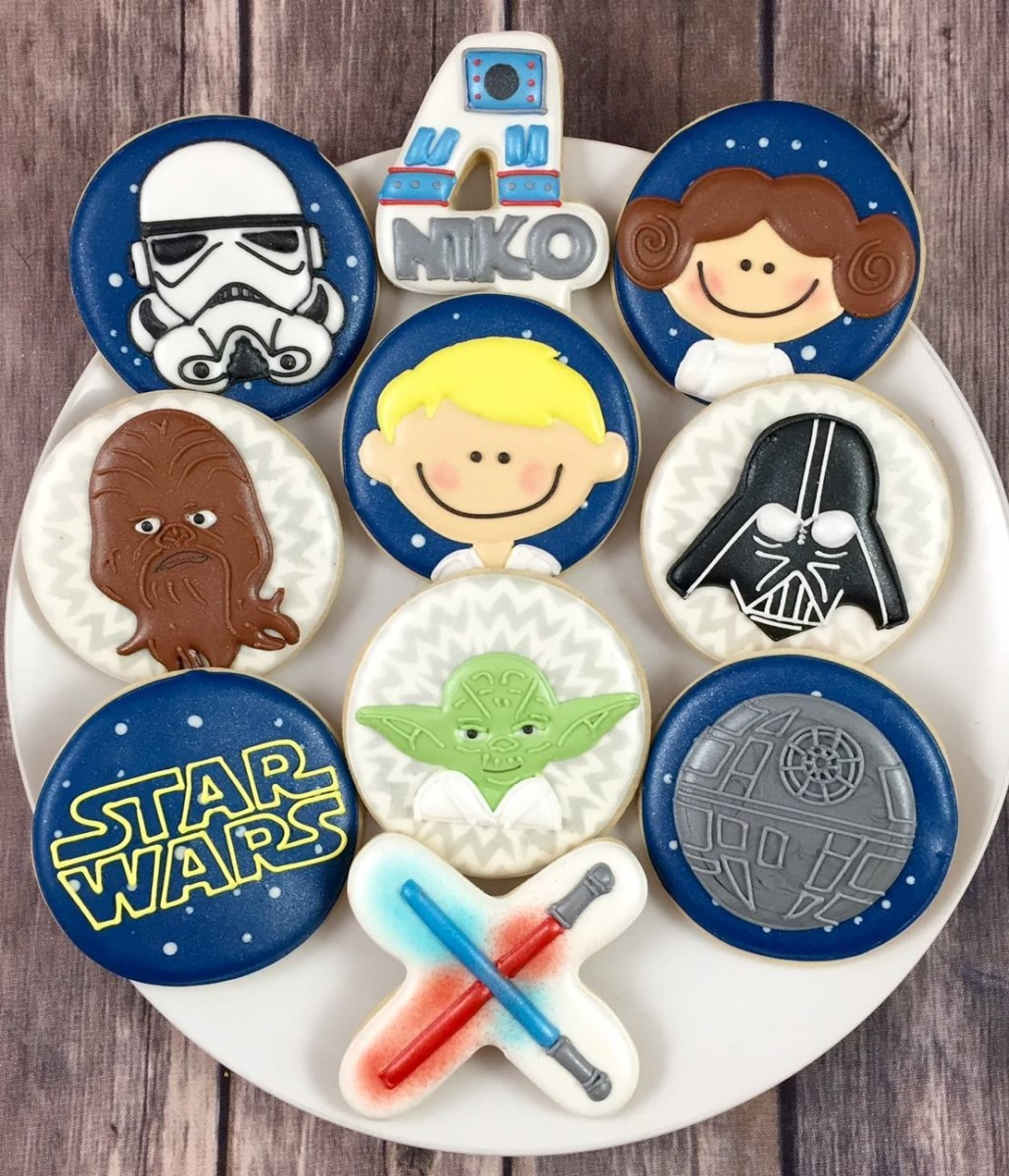 Star Wars Cookies …